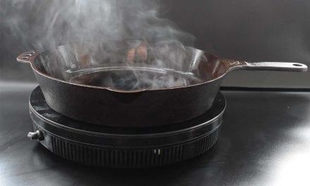 Seasoning your cast iron pan isn't enough